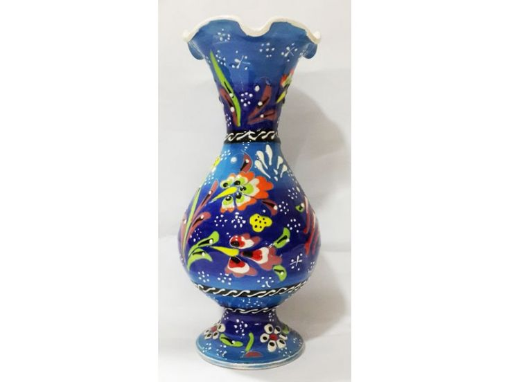 15cm Vazo : 15 cm Kabartma Vazo