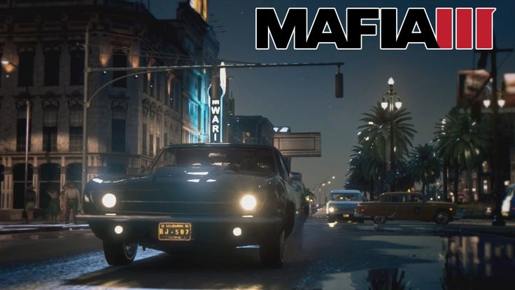 Mafia III Is Exactly What It Needs To Be | E3 2016 Demo Preview