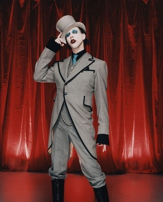Marilyn Manson - The Golden Age of Grotesque