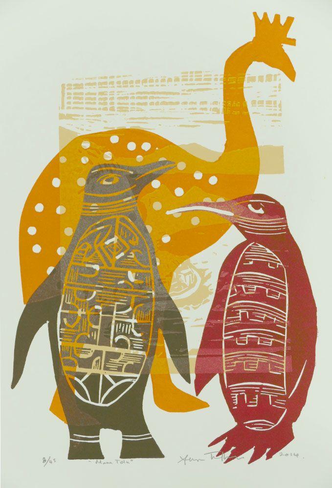 Manutolu Sheyne Tuffery Parnell Gallery