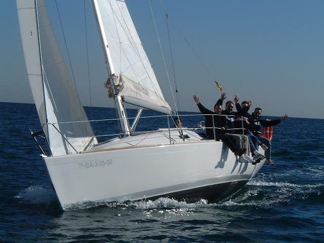 Si quieres navegar ven con nosotros!!!