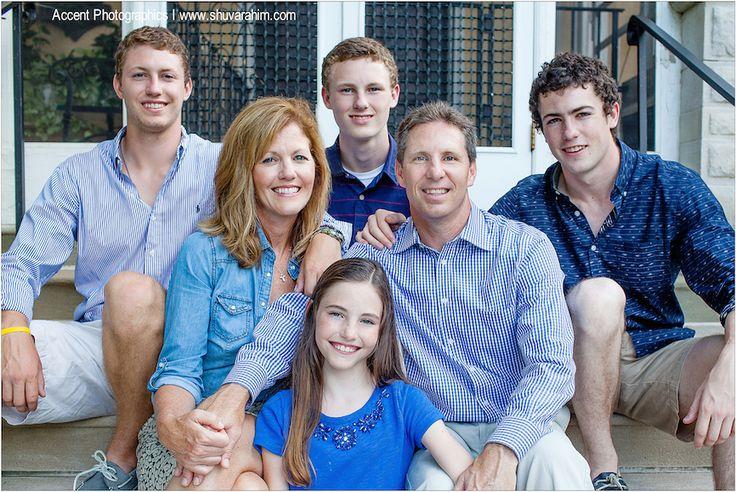 family of six photo