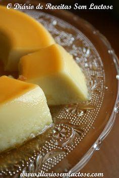 O Diário de Receitas Sem Lactose: Pudim da Carol - Sem Leite Condensado, Sem Lactose, Sem Soja, Sem Glúten