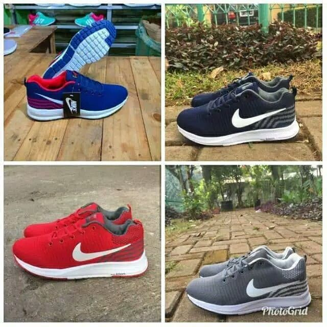 Special Promo Sepatu Pria Keren Nike Running Zq01 53rb New Comer