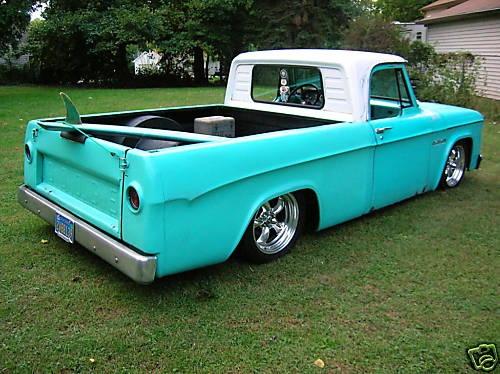 1962 dodge d100 old dodge trucks pinterest simple. Black Bedroom Furniture Sets. Home Design Ideas