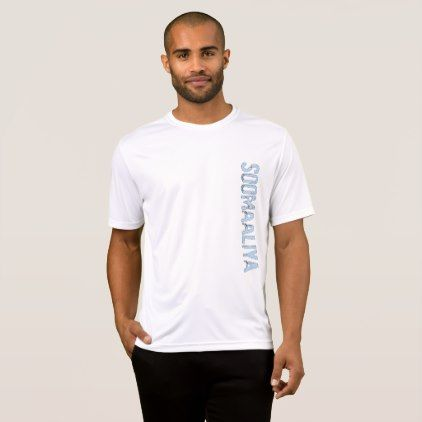 Soomaaliya (Somalia) T-Shirt - mens sportswear fitness apparel sports men healthy life