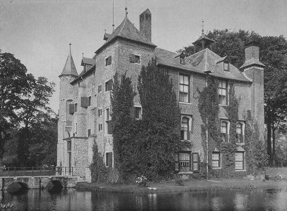 Historie kasteel in Deurne