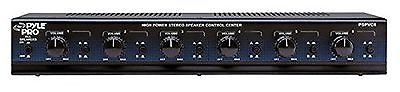 Other Home Stereo Components: Pyle Home Pspvc6 6-Channel High Power Stereo Speaker Selector With Volume Con... -> BUY IT NOW ONLY: $179.33 on eBay!