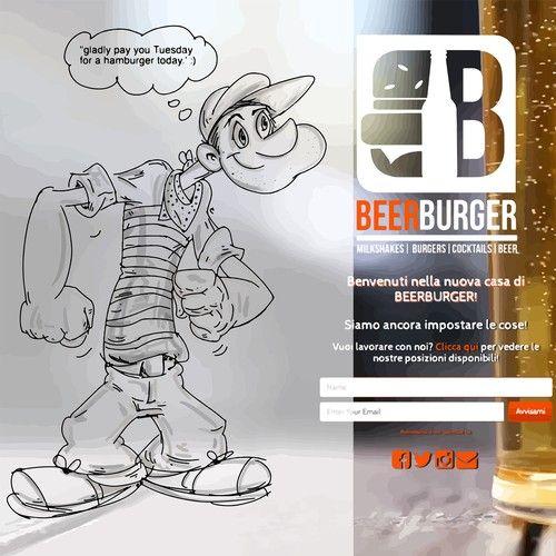 Design di Create mascot for BeerBurger di lacaramella