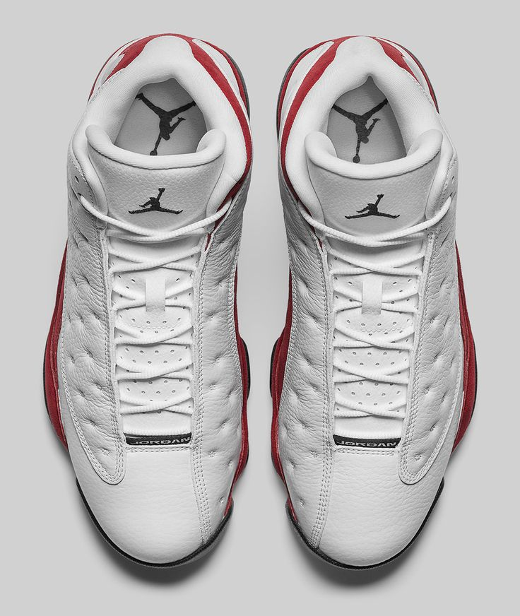 Air Jordan 13 Retro Returning in OG White/Red (Official Pictures) - EU. Air Jordan  ShoesAir Jordan RetroJordan 13Michael JordanBaseball ...