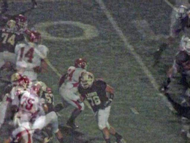 Carthage vs Brownwood Texas high school football playoffs 2010
