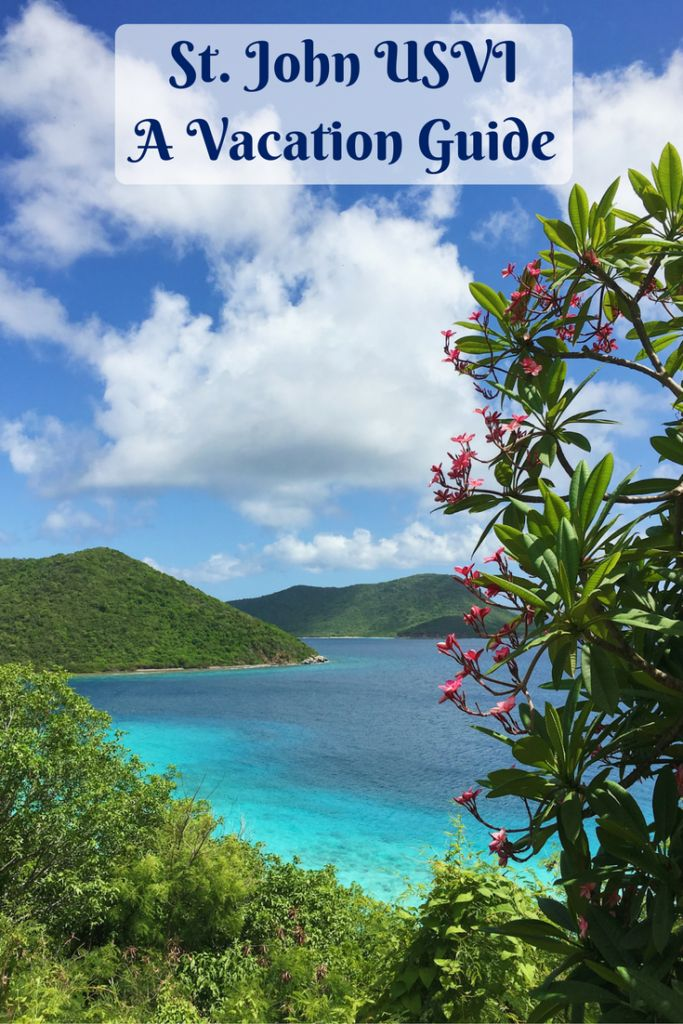 Our St. John USVI Vacation Guide - www.AFriendAfar.com