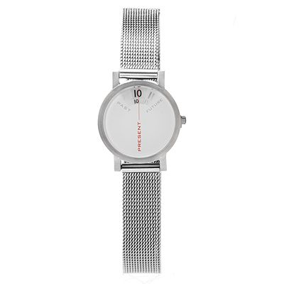 Love this!  Look what I found at UncommonGoods: past, present, future watch... for $125 #uncommongoods