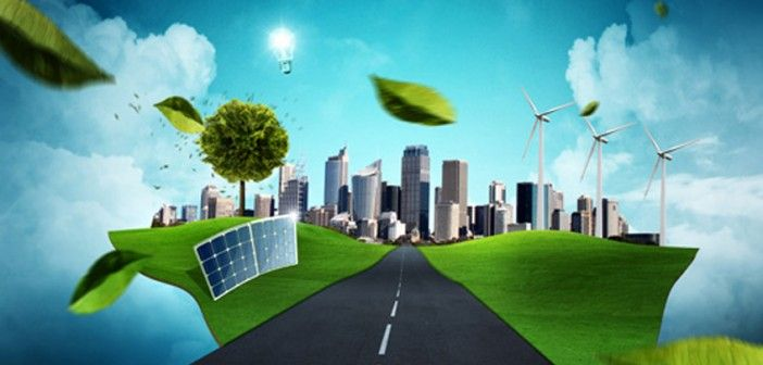 Gelecek yenilenebilir enerjide yatıyor! http://bit.ly/1K1Ts8J