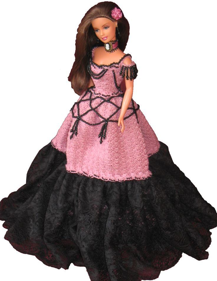Abigail. ooak barbie