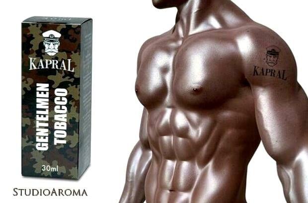 O NIE JEST ZWYKŁY LIQUID, TO STAN UMYSŁU :)    SPRAWDŹ TO ---> http://studioaroma.com.pl/pl/p/Liquid-Kapral-30ml-Gentelmen-Tobacco-18mg-/1436 <3