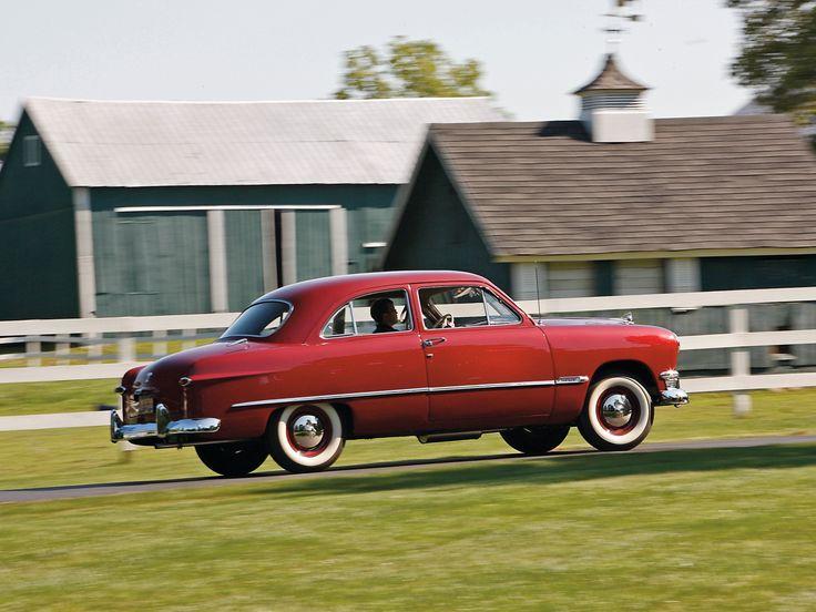 1949-1951 Ford - 1950 Ford Tudor Sedan Collectible Classic Cars - Automobile Magazine | Cars/Dreams/Rat Rods | Pinterest | Sedans Tudor and Ford & 1949-1951 Ford - 1950 Ford Tudor Sedan Collectible Classic Cars ... markmcfarlin.com