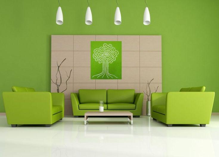 Best Green Living Room Images On Pinterest Green Living Rooms