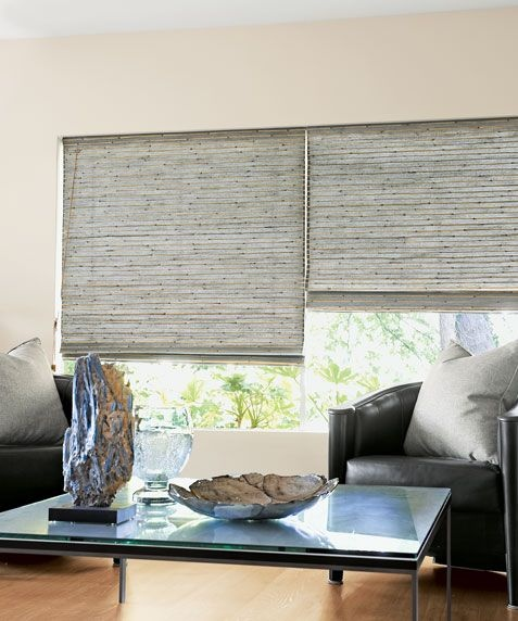 1000 images about natural woven shades on pinterest for Natural woven flat fold shades
