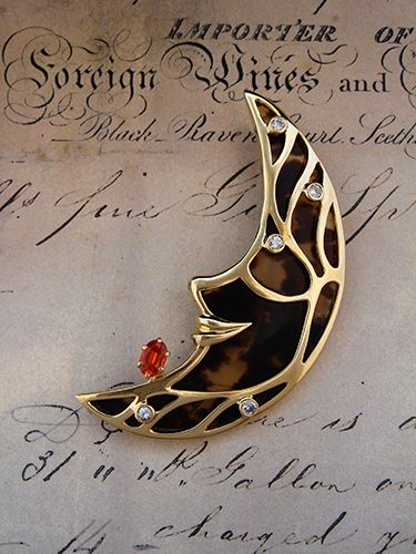 ZORRO Order Collection - Brooch - 068