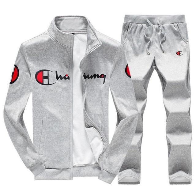 Hype inc Mens Jogging Suit Tracksuit Sweatshirt Pants Tracksuit