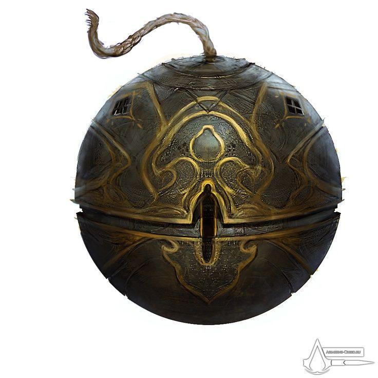 fantasy bombs - Google Search