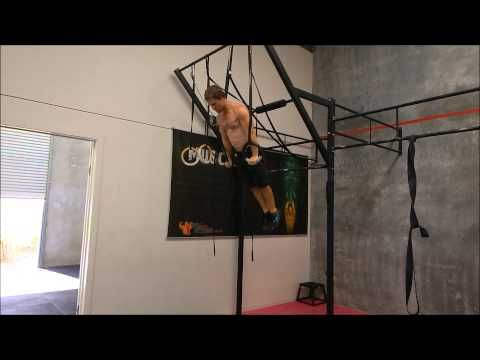 Fitter Every Day # 6: Muscle-up (kipping - no false grip) - YouTube