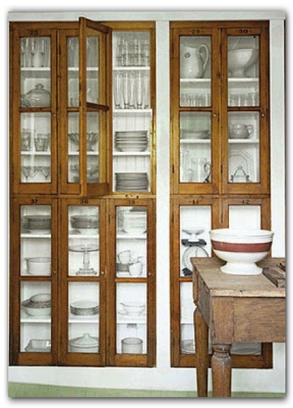 Made of old windows - this link is great! So many beautiful ideas.