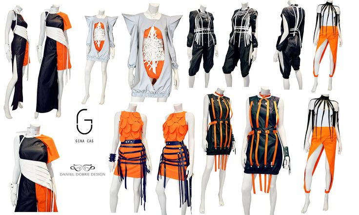 'X 2' Collection with Gina Cas