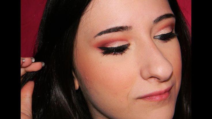 Natural, Simple look - Make up occhi, luminoso - No lipstick