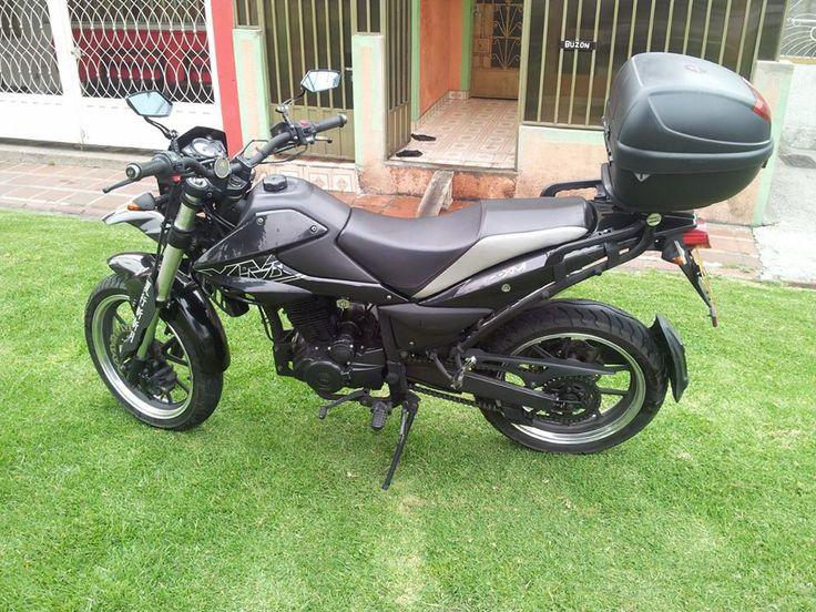 AKT XM 180 Modelo: 2013 Kilometraje: 17000 kms Precio: $3´500.000 Pais: Colombia Ciudad: Bogotá Celular: 3105886884