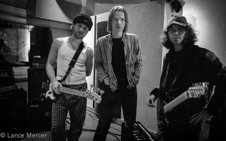 Jeff Ament,Jim Carrol,Eddie Vedder,1994