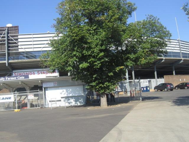 Simmonds Stadium
