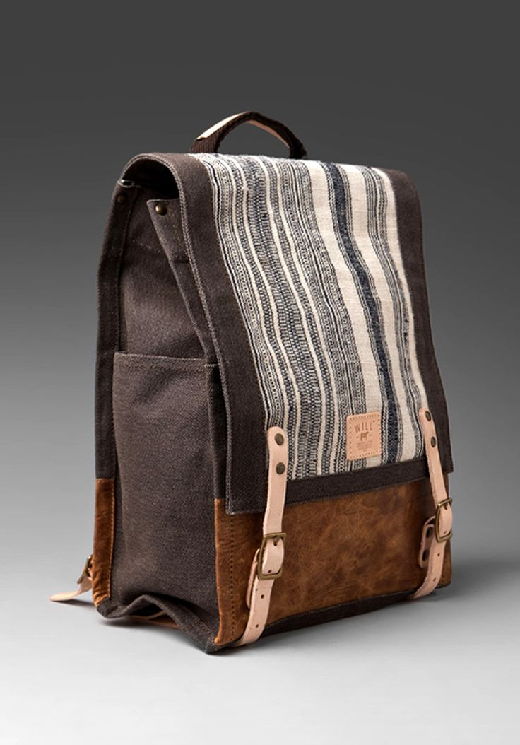 WILL LEATHER GOODS - Pha Sin Backpack