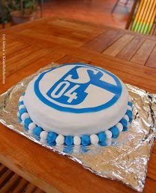 Mein Herz schlägt ja immer noch für Eintracht Frankfurt♥. Aber für einen großen Schalke 04 Fan, habe ich mal eine Ausnahme gemacht u...