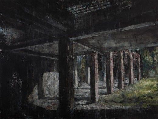 Josef Bolf, Virginia Creeper, 2011 | Galerie Dukan