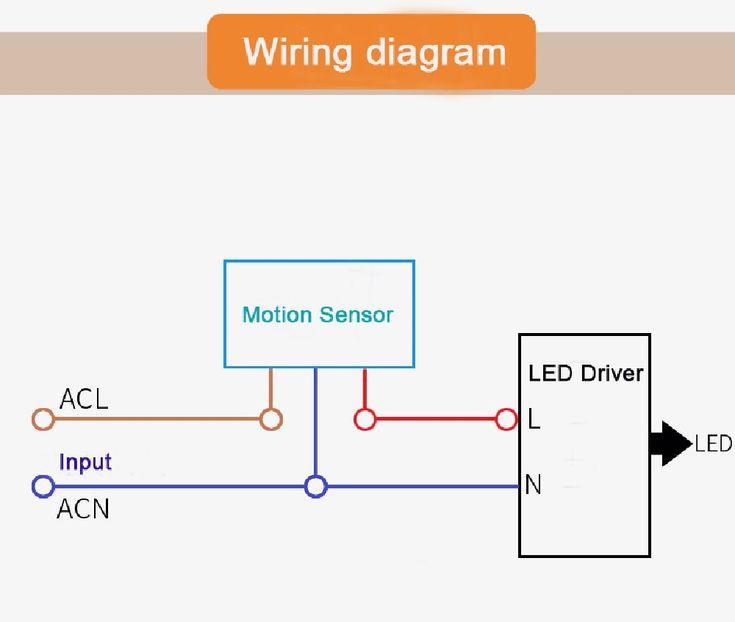 12v Motion Sensor In 2020 Motion Sensor Motion Sensor Lights Sensor