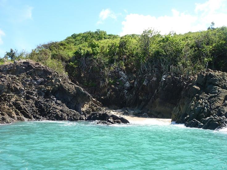 Plage des amoureux à Saint-Martin aux Caraïbes