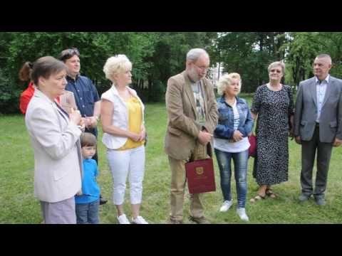 """XXIII LATO Z CHOPINEM w Busku-Zdroju, drzewo Macieja Piotrowskiego """"BASIA"""""""
