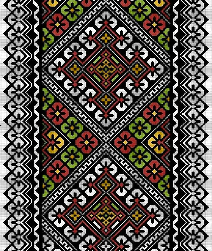 Ukrainian Embroidery -BEAUTIFUL!