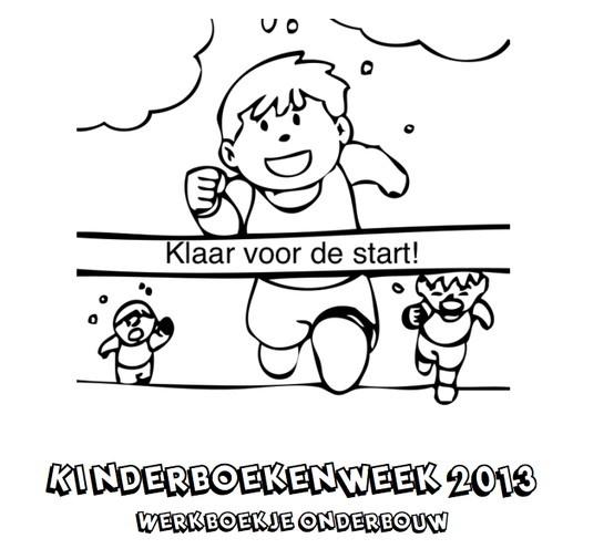 Kinderboekenweek 2013 Werkboekje Onderbouw