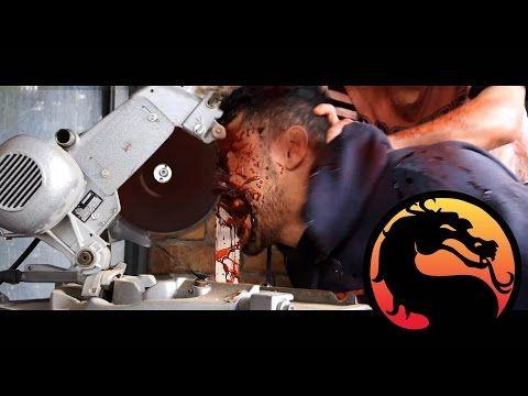 Así serían los fatalities de Mortal Kombat en la vida real ¡Sorprendente! - http://soynn.com/2015/08/27/asi-serian-los-fatalities-de-mortal-kombat-en-la-vida-real-sorprendente/