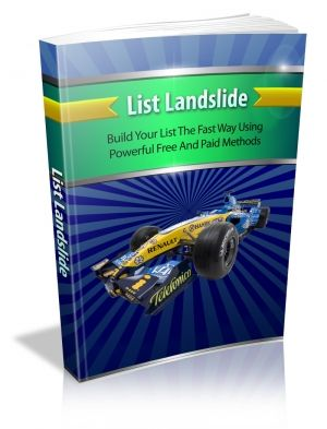 Find Out How To Get Access To The Most Closely Guarded List Building Secrets!     Top Tier List Building Strategies Your Competitors Would Die To Know Of!    Here's an overview of what's inside: