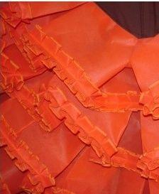 Make a Dress for Flamenco DancingA Look Under the Skirt of a Bata de Cola » Make a Dress for Flamenco Dancing
