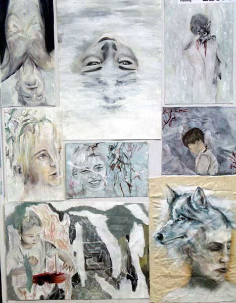 Top Art Exhibition   Painting    NZQA YouTube