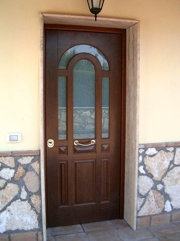 Oltre 25 fantastiche idee su porte d 39 ingresso su pinterest - Porte esterne rustiche ...