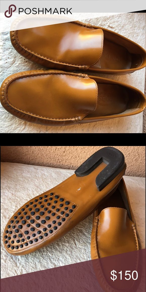 TOD's men's 'driving shoe' Loafers Brand new! Perfect condition Tods Shoes Loafers & Slip-Ons