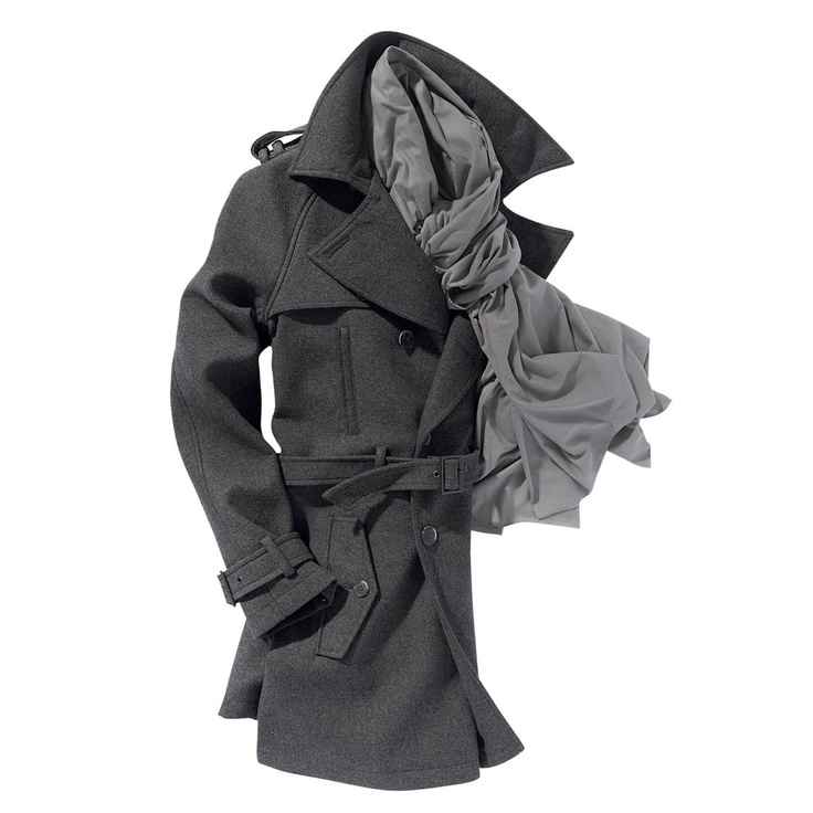 Edeis | Double Breasted | Trench Coat