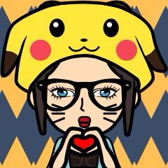 This one is phoebe Eacott me ^-----^         •    •          ( |  |)