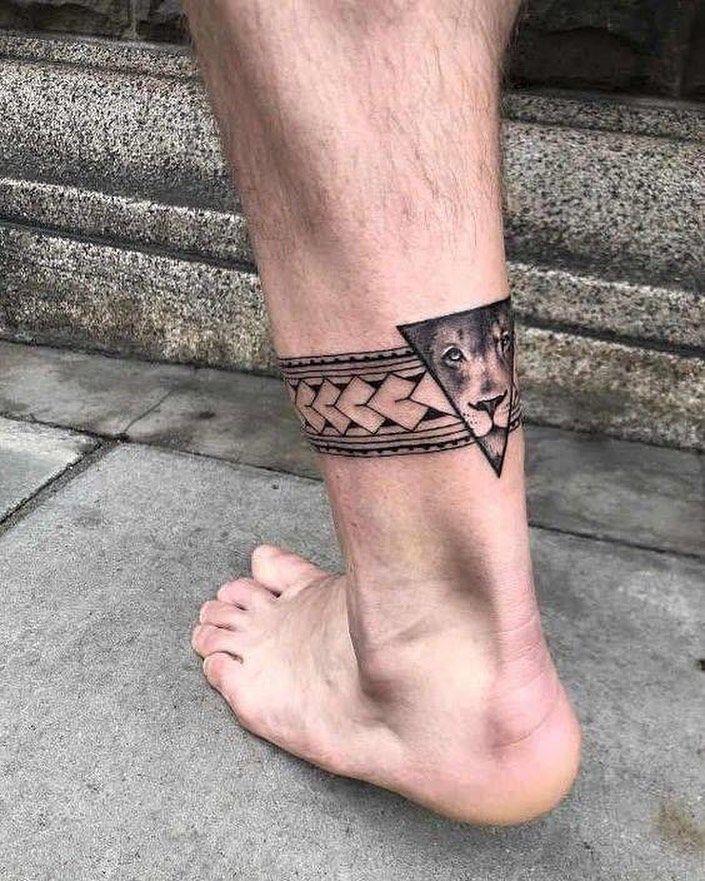 2 560 Mentions J Aime 18 Commentaires Tatuajes En Fotos Taatuajesenfotos Sur Instagram Tatuaje In 2020 Leg Band Tattoos Forearm Band Tattoos Maori Tattoo